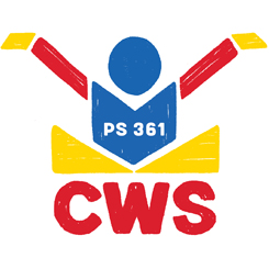cws person logo with arms outstretched